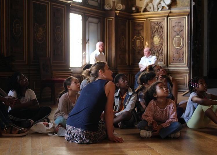 Visites Commentées Du Château De Fontainebleau