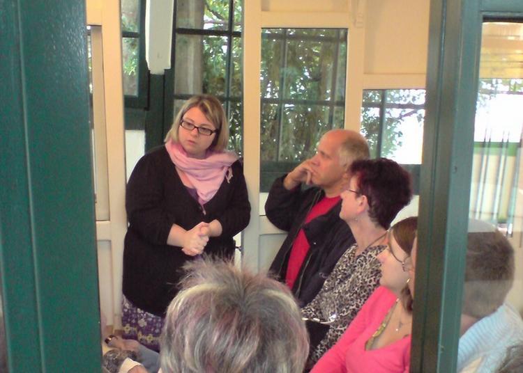Visites Commentées Du Funiculaire De Beauregard-bregile à Besancon
