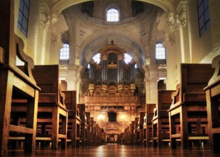 Visites Commentées Du Temple De Pentemont à Paris 7ème