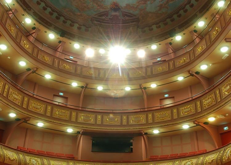 Visites Commentées Du Théâtre à Valence