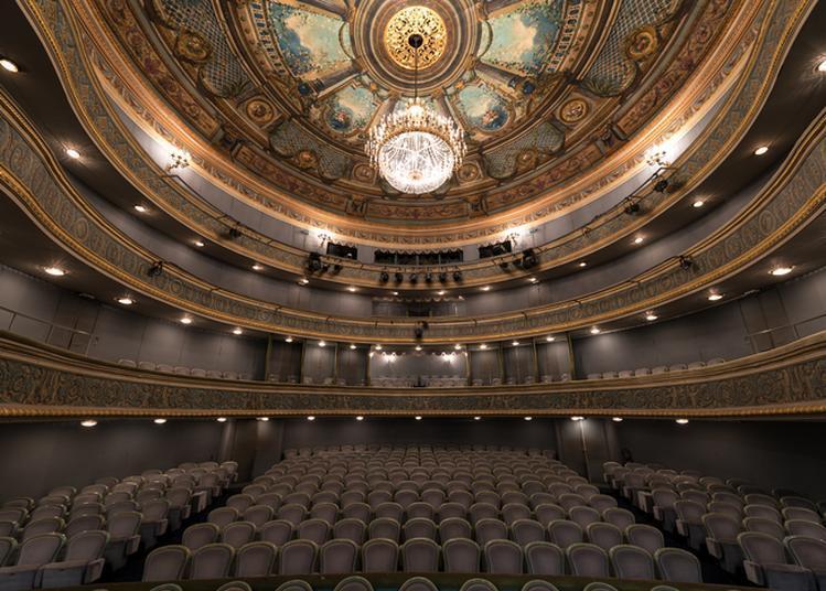 Visites Commentées Du Théâtre Montansier à Versailles