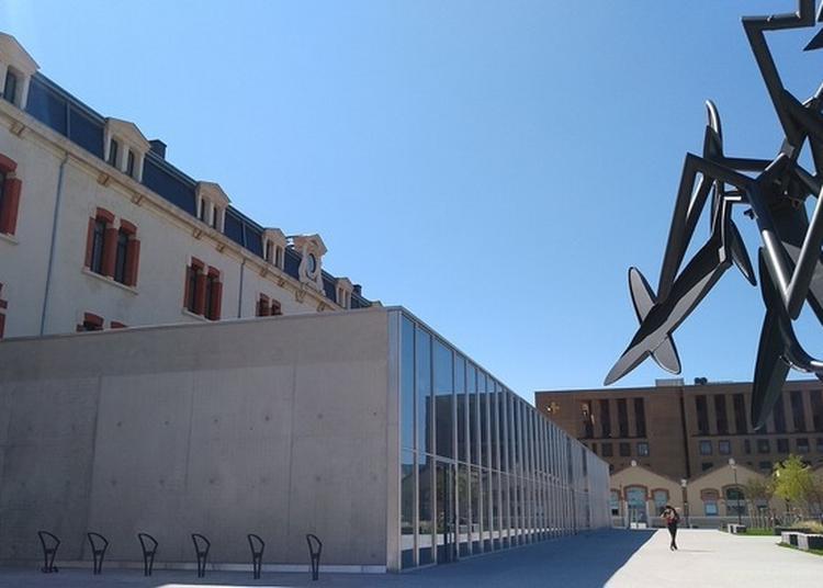 Visites Commentées : La Médiathèque De Valence Dans L'ancienne Caserne Latour-maubourg