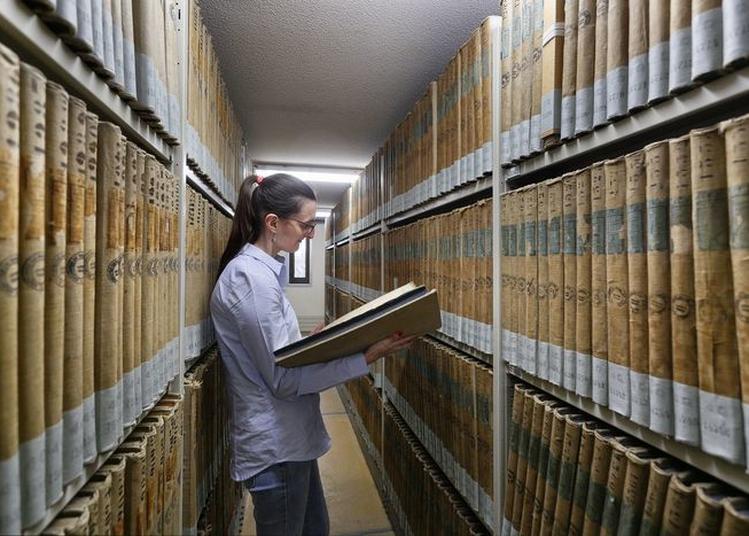 Visites Commentées « Trésors D'archives » à Angers