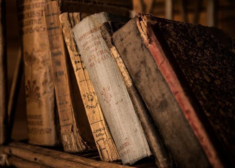Visites Commentées Signées De La Bibliothèque Du Patrimoine à Clermont Ferrand