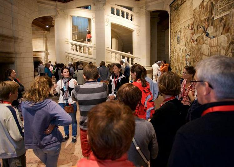 Visites Coup De Coeur, Carte Blanche Aux Médiateurs ! à Chambord