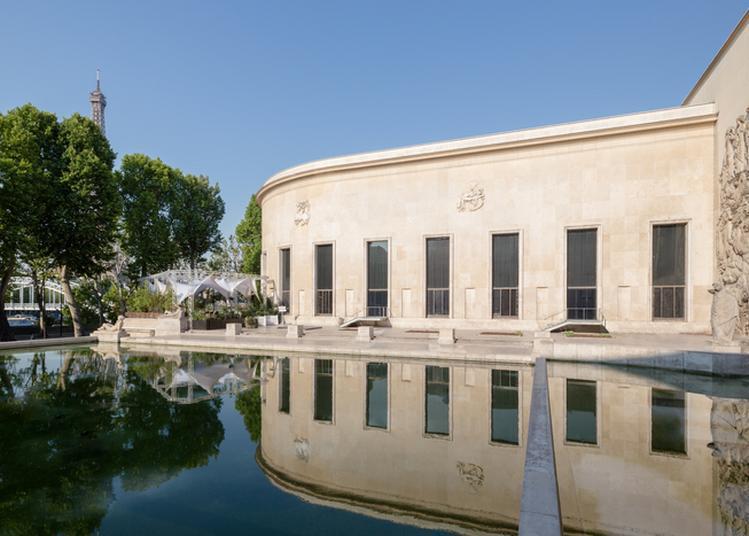 Visites Croisées Architecture : D'un Palais à L'autre à Paris