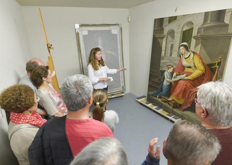 Visites De L'atelier De Restauration à Niort