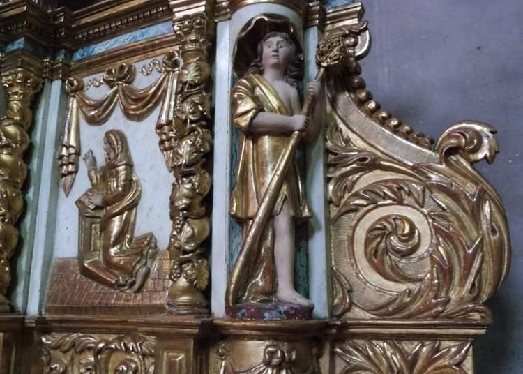 Visites De L'église Saint-martin à Pau