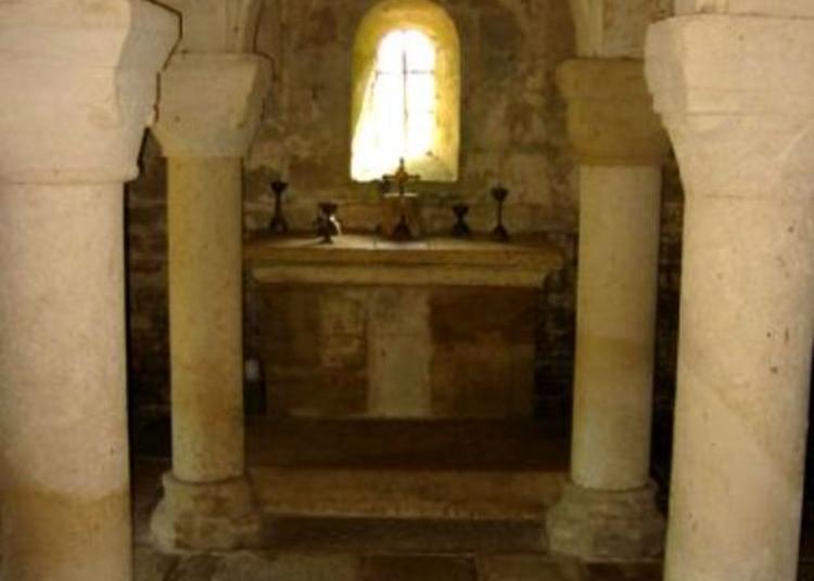 Visites De L'église Sainte-marie-madeleine à Grandecourt