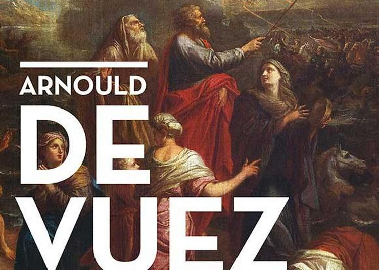 Visites de l'exposition Arnould de Vuez, peindre en Flandre sous Louis XIV à Saint Omer