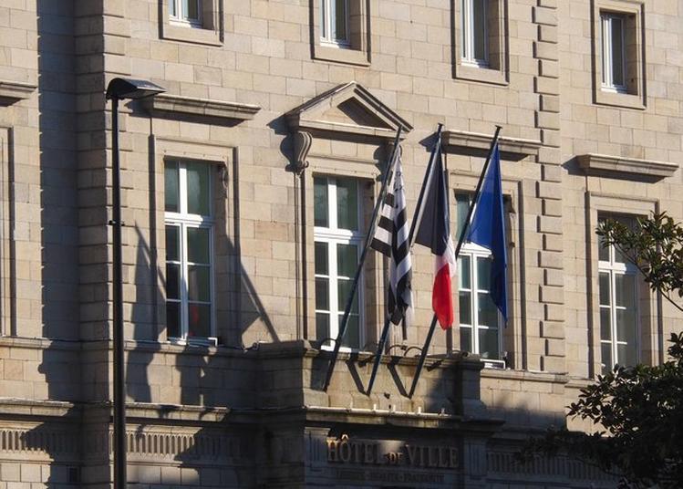 Visites De L'hôtel De Ville De Quimper