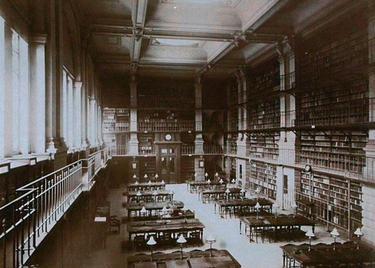 Visites De La Bibliothèque à Bordeaux