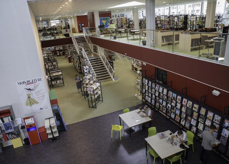 Visites De La Bibliothèque Municipale Léon Deubel à Belfort