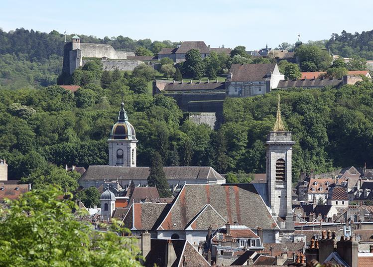 Visites De La Cathédrale Saint-jean à Besancon