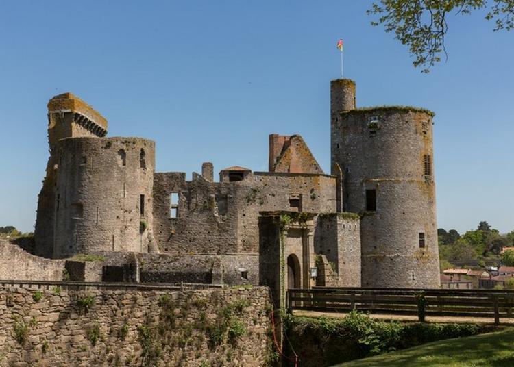 Visites Découvertes Du Château De Clisson