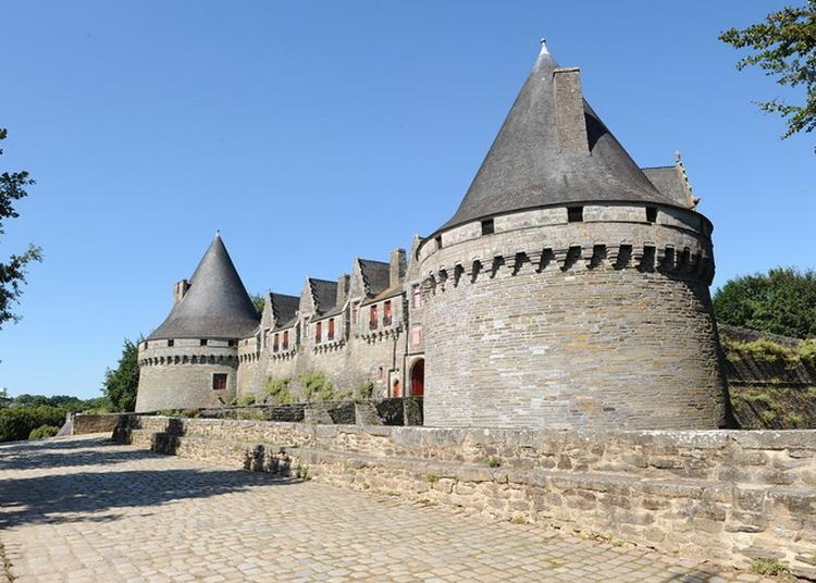 Visites-découvertes Du Château Des Rohan à Pontivy