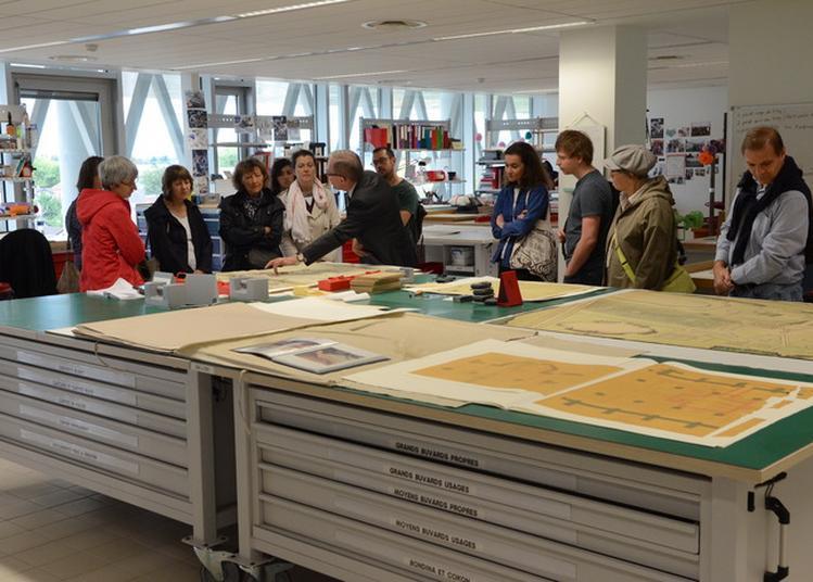 Visites Des Ateliers De Restauration, Reliure Et Photographies à Pierrefitte sur Seine