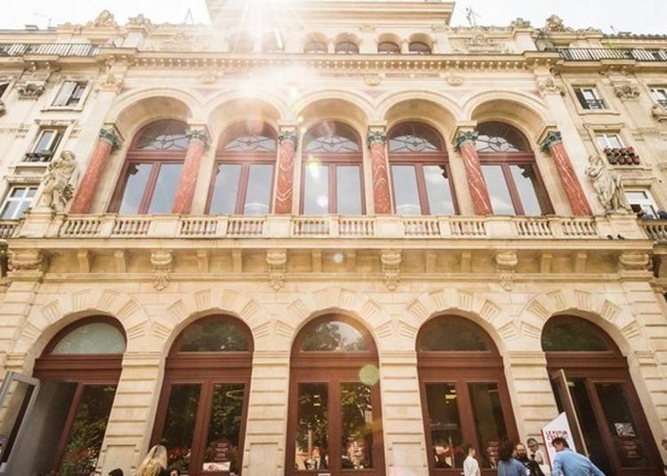 Visites Des Coulisses De La Gaîté Lyrique à Paris 3ème