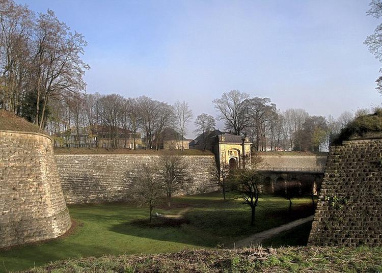 Visites Des Fortifications De Vauban à Longwy
