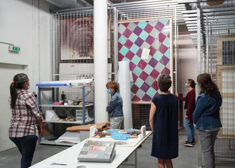 Visites Des Réserves De La Collection Du Frac à Carquefou