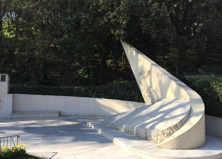 Visites Du Mémorial Des Anciens Des Services Spéciaux De La Défense Nationale à Ramatuelle