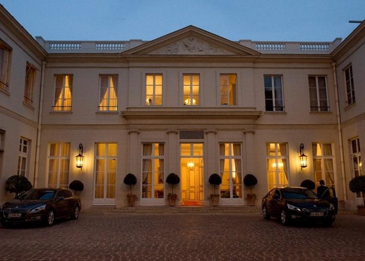 Visites Du Ministère Des Outre-mer à Paris 7ème