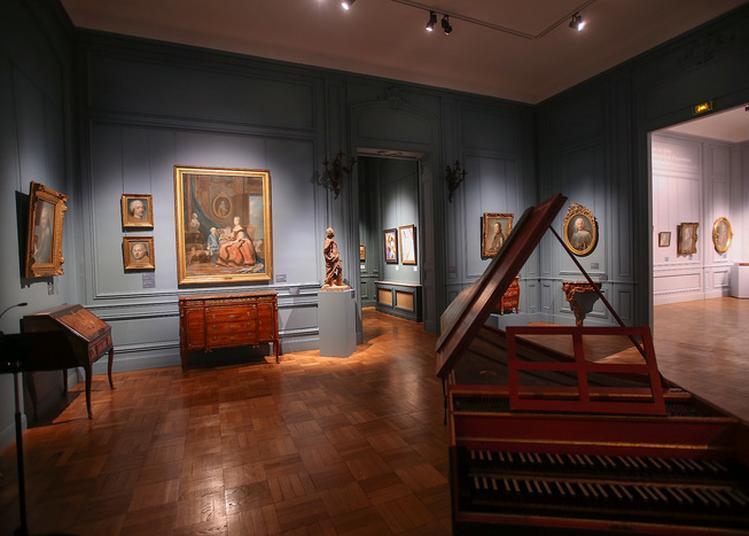 Visites Du Musée Des Beaux Arts Antoine Lécuyer à Saint Quentin