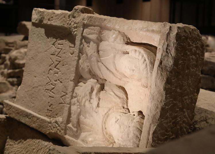 Visites Du Site Archéologique Saint-martin à Luxeuil les Bains