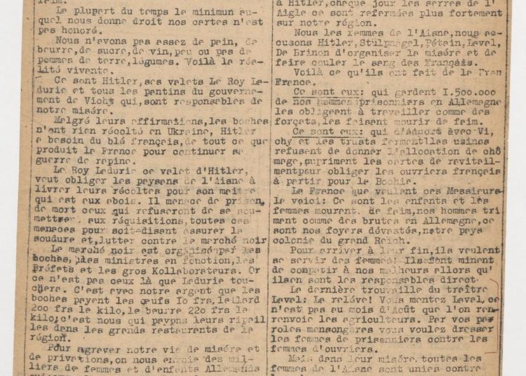 Visites : écriture De L'ombre En Picardie à Tergnier