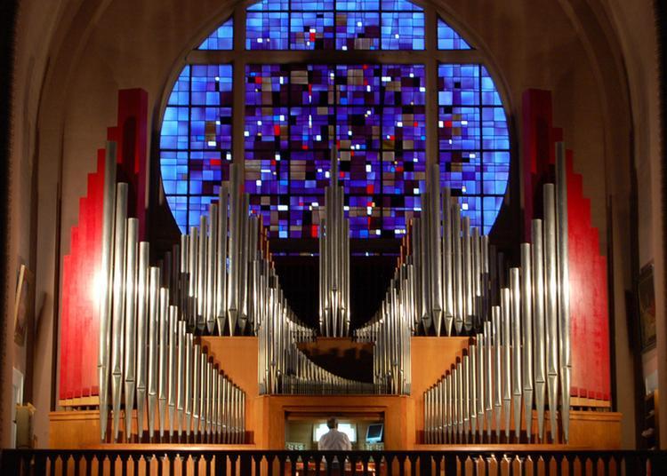 Visites En Musique De L'église Sainte-jeanne D'arc Et Du Grand Orgue à Versailles