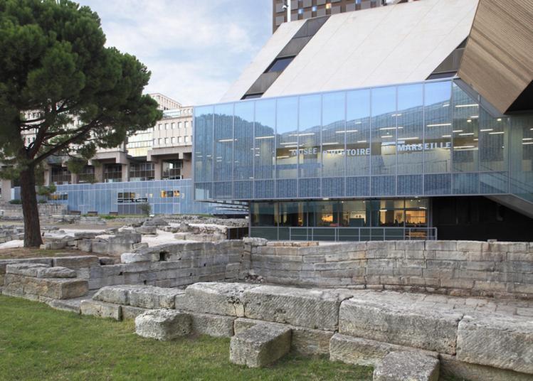 Visites En Réalité Augmentée Du Site Archéologique Du Port Antique à Marseille