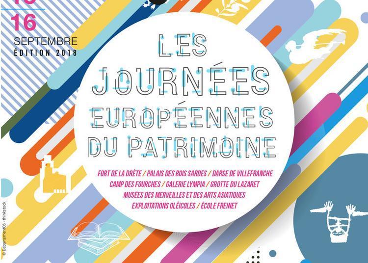 Visites Et Exposition à L'espace Lympia à Nice