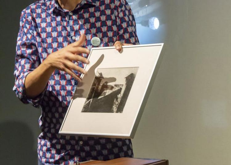 Visites Flash Aux Origines De La Photographie à Chalon sur Saone