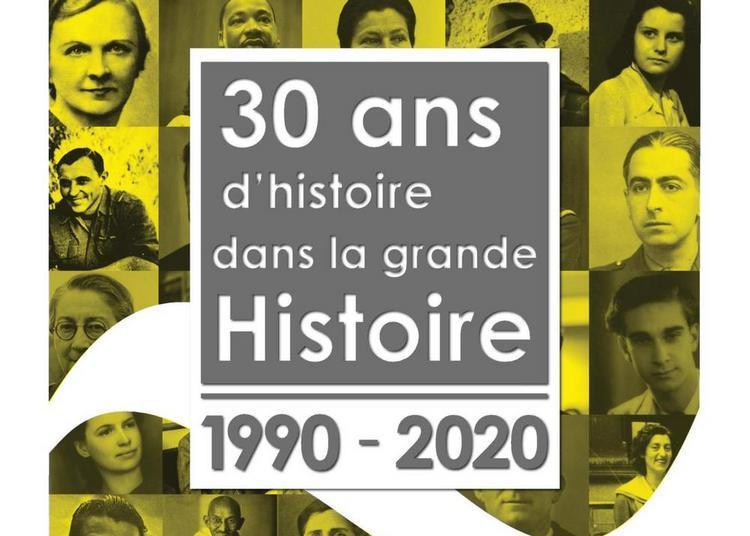 Visites flash de la façade du Musée d'Histoire Jean Garcin à Fontaine de Vaucluse