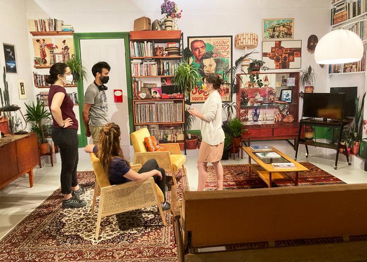 Visites flash des expositions à Orléans