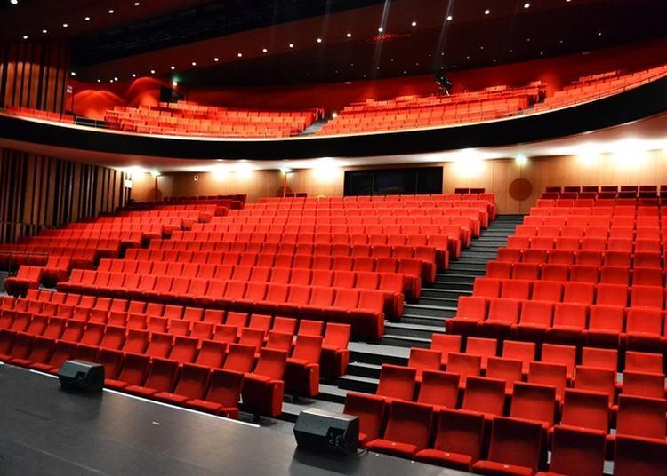 Visites Guidée Des Coulisses Du Cec Théâtre De Yerres