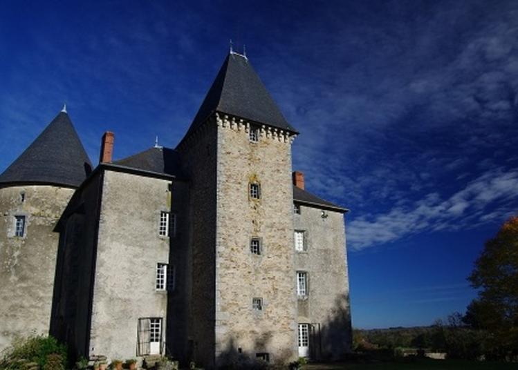 Visites Guidée Du Château à Champagnac la Riviere