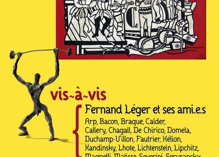 Visites Guidées Autour De L'exposition Vis-à-vis 2. Fernand Léger Et Ses Ami.e.s Et Des Collections Permanentes à Biot