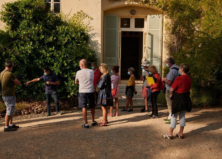 Visites Guidées D'inrae Jardin Thuret à Antibes