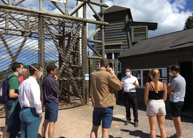 Visites Guidées De L'ancien Camp De Concentration De Natzweiler-struthof à Natzwiller