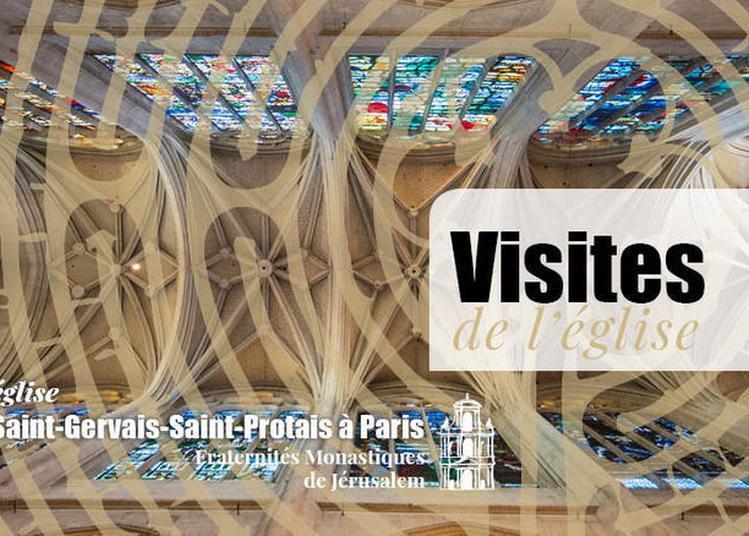 Visites Guidées De L'église à Paris 4ème