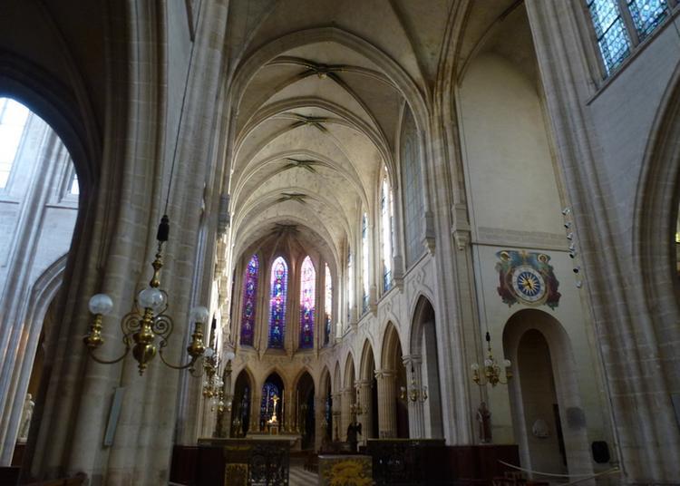 Visites Guidées De L'église Saint-germain L'auxerrois à Paris 1er