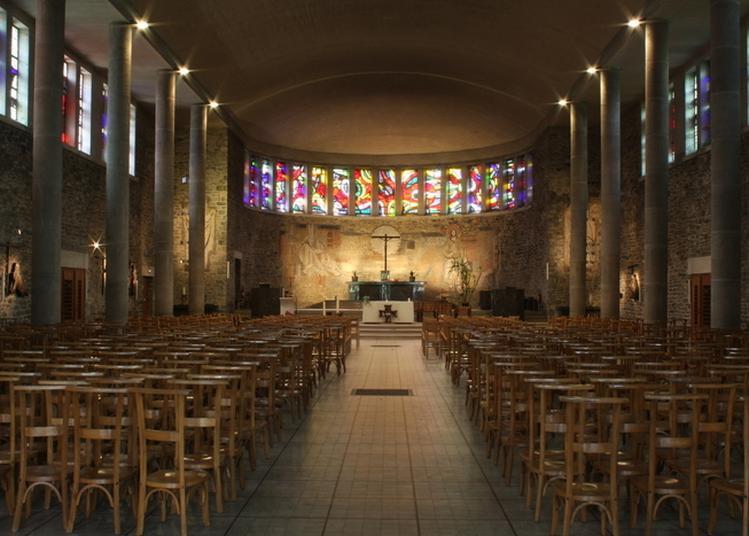Visites Guidées De L'église Saint-joseph à Besancon