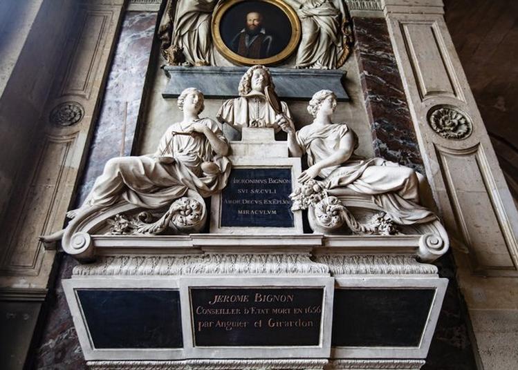 Visites Guidées De L'église Saint Nicolas Du Chardonnet à Paris 5ème