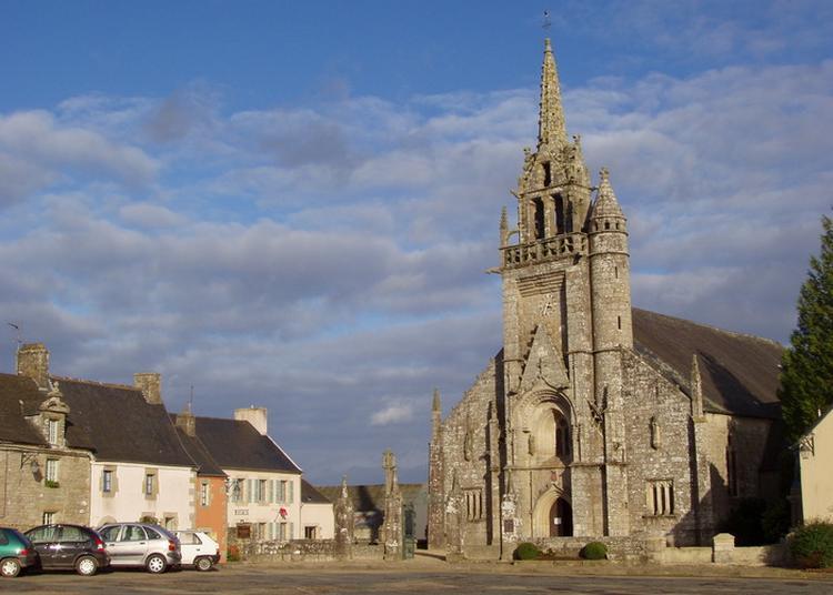 Visites Guidées De L'église Saint Ténénan à Guerlesquin