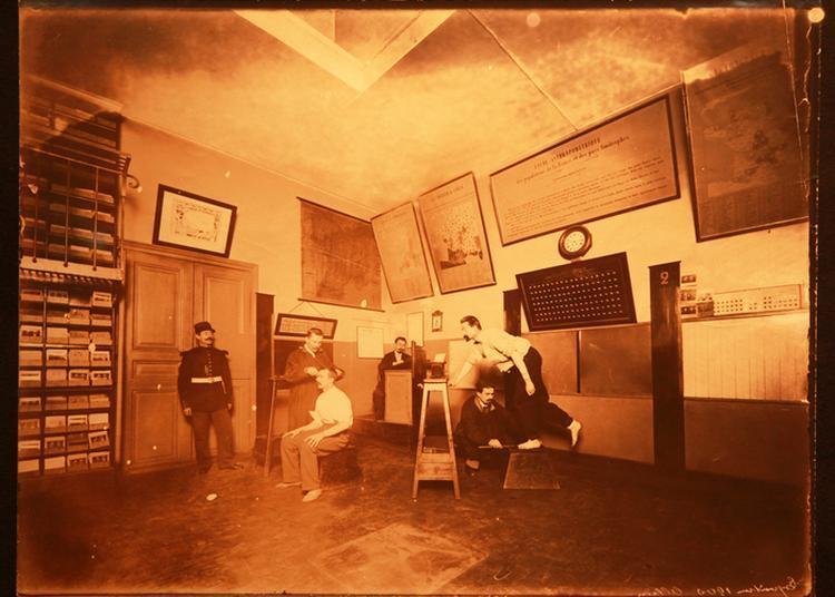 Visites Guidées De L'exposition La Science à La Poursuite Du Crime. Alphonse Bertillon, Pionnier Des Experts Policiers à Pierrefitte sur Seine