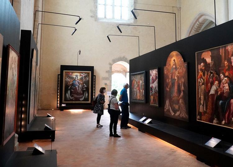 Visites Guidées De L'exposition Trésor D'art Sacré à Change