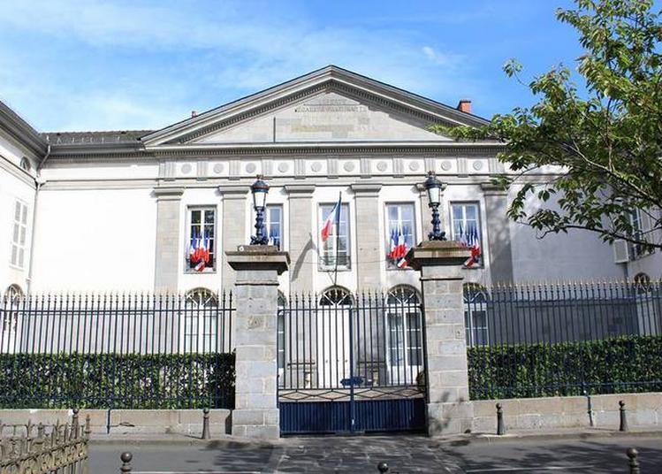 Visites Guidées De L'hôtel De La Préfecture Du Cantal à Aurillac