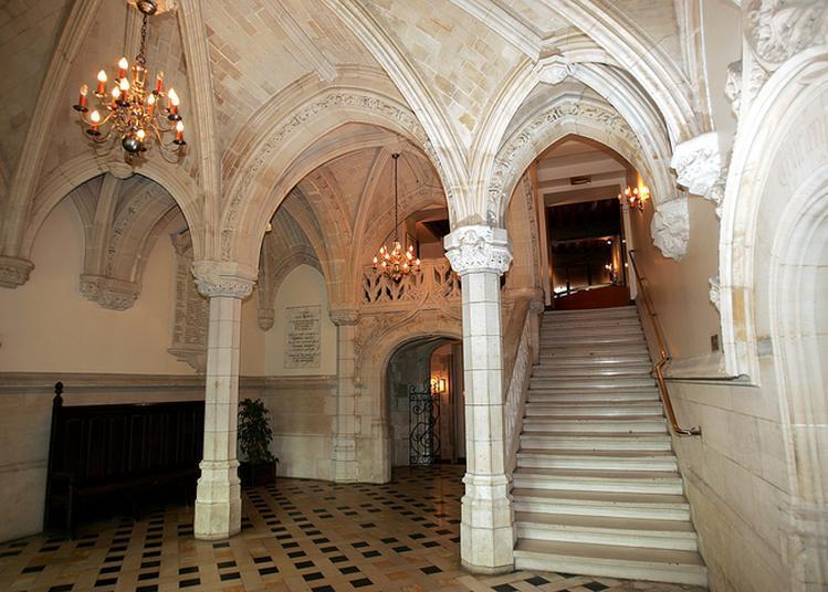 Visites Guidées De L'hôtel De Ville à Saint Quentin