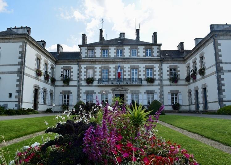 Visites Guidées De L'hôtel De Ville De Pontivy